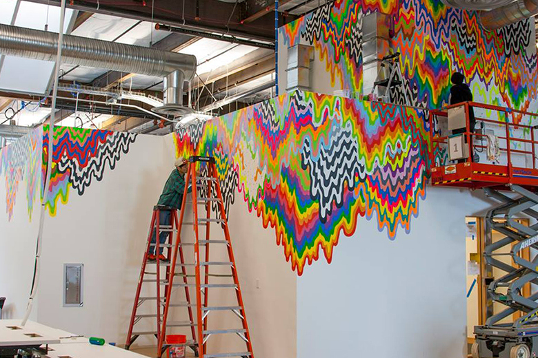 check-out-artist-jen-starks-psychedelic-murals-for-facebook-hq-2