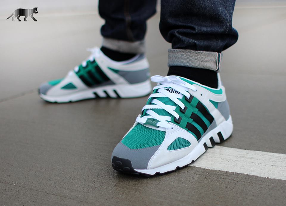 Adidas Eqt Guidance 93 Sub Green