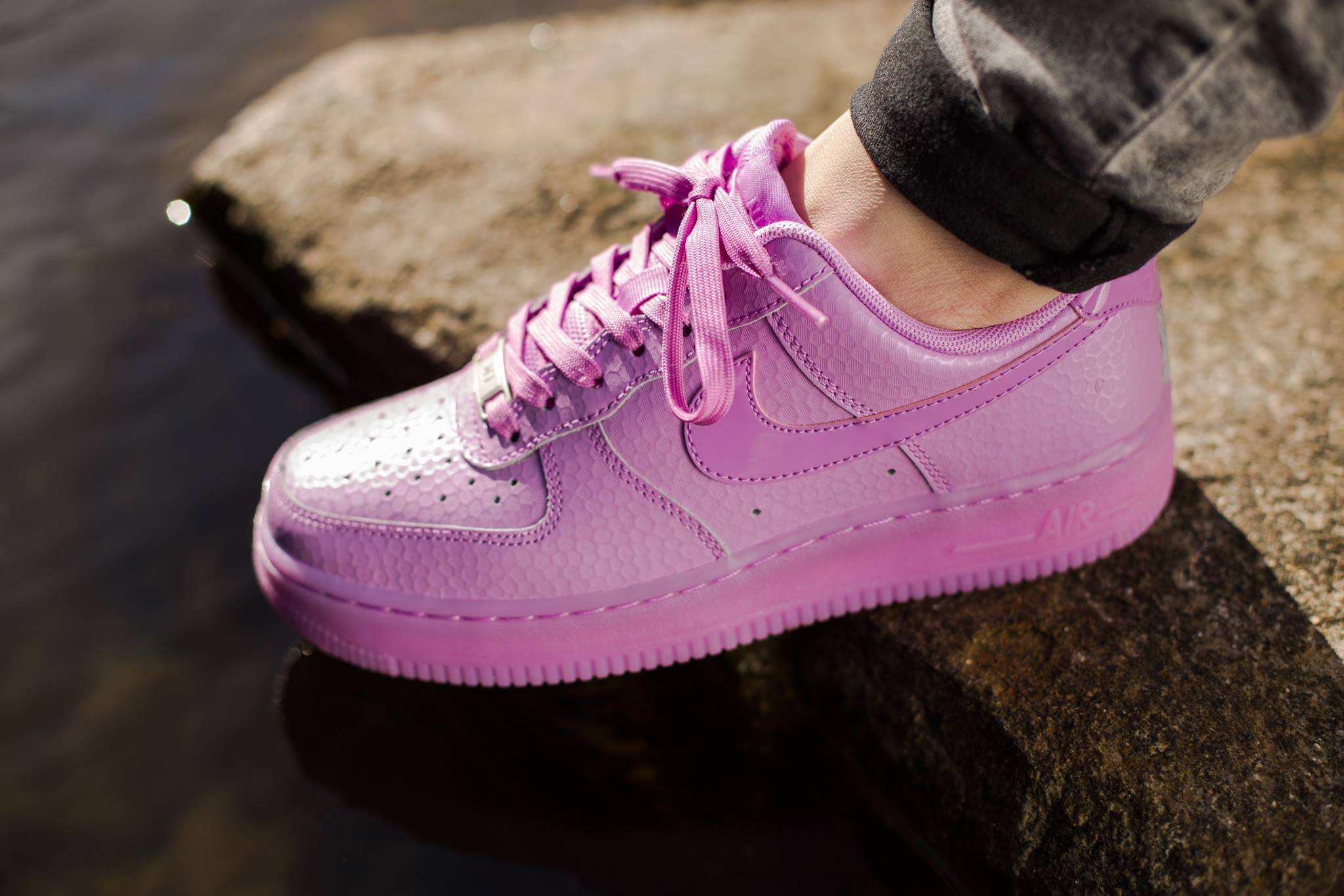 Nike Air Force Sunset Glow Pink