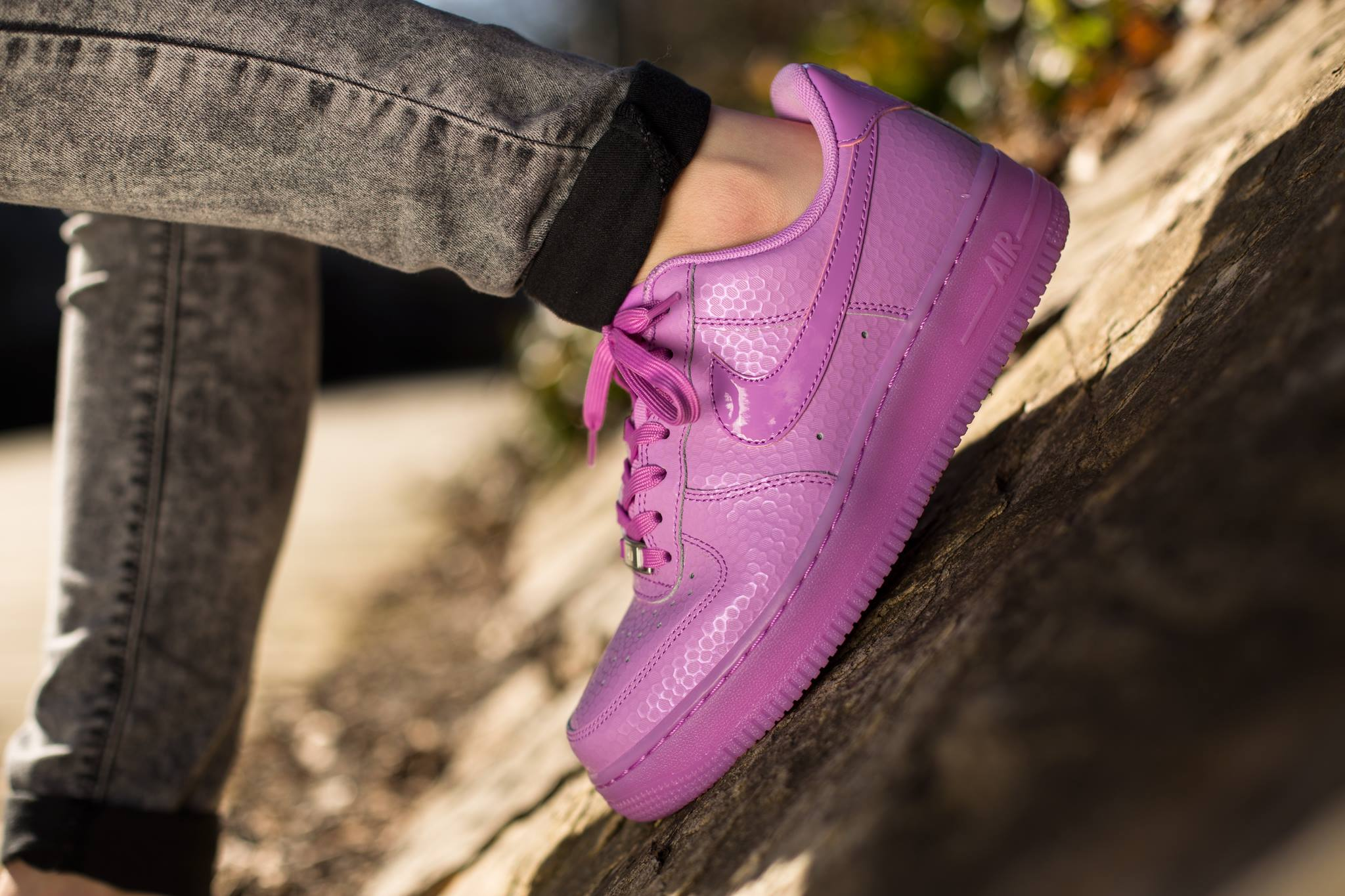 Nike Air Force Fuchsia Glow