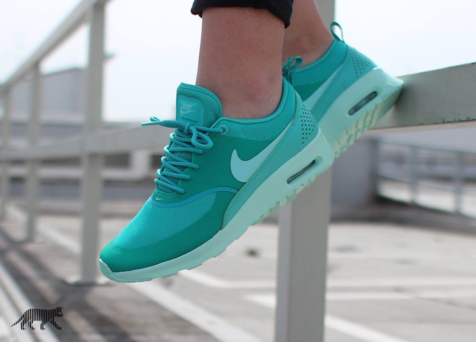 nike air max thea teal